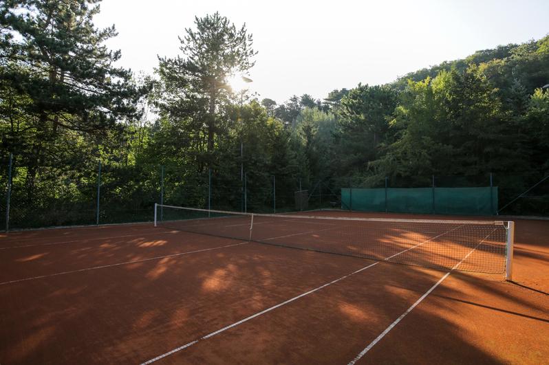 Tennisplatz Gaaden