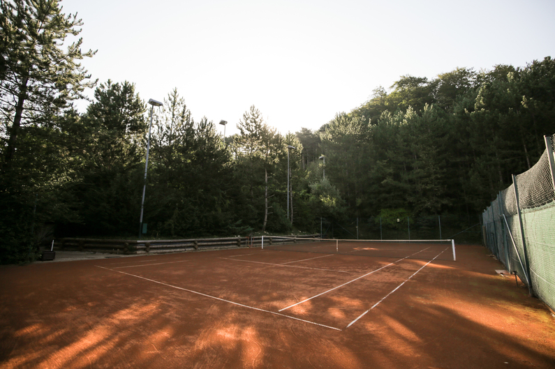 Tennis Einzelplatz Mödling