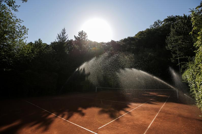 Tennis Platz Mödling
